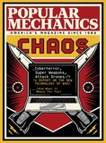 Popular Mechanics Magazine - Jaarabonnement_