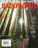 Backpacker Magazine_