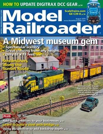 Model Railroader Magazine