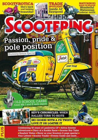 Scootering Magazine