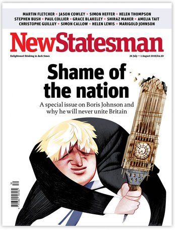 New Statesman Magazine
