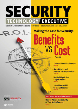Security Technology Executive Magazine