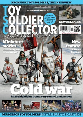 Toy Soldier Collector International Magazine