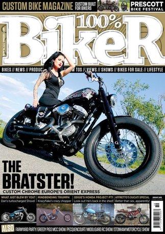 100% Biker Magazine