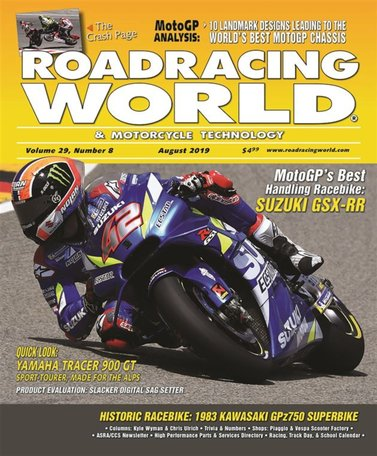 Roadracing World & MotorCycle Technology Magazine