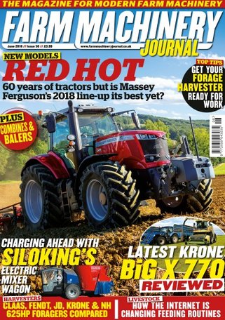 Farm Machinery Journal