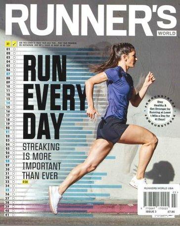 Runner's World (USA) Magazine