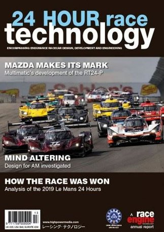 24 Hour Race Technology Magazine