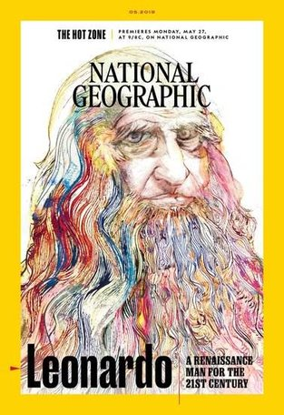 National Geographic (English edition) Magazine