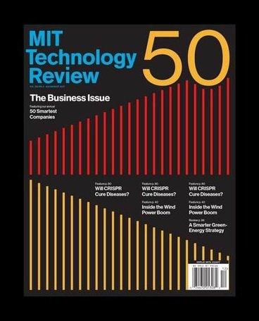 MIT Technology Review Magazine
