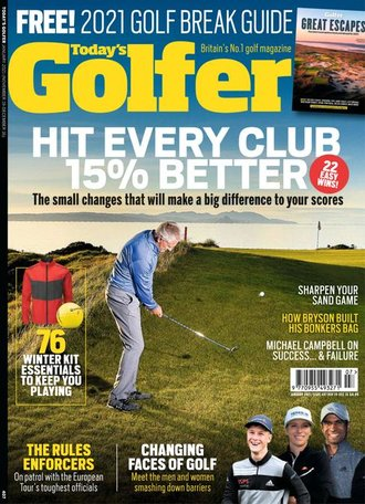 Today's Golfer Magazine