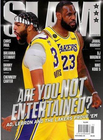Slam Magazine
