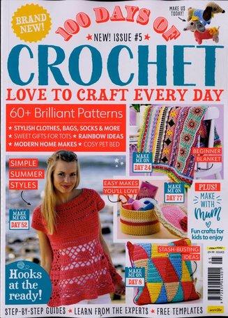 100 Days Of Crafts Magazine