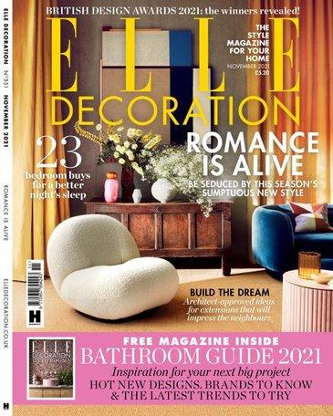 ELLE Decoration (UK) Magazine