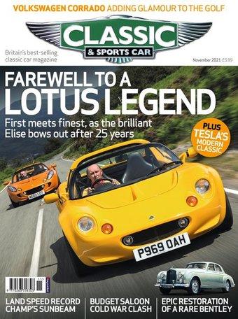 Classic & Sports Car Magazine