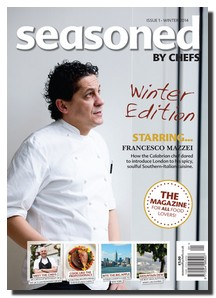 Seasoned by Chefs Magazine