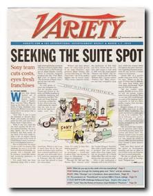 Variety Weekly Magazine