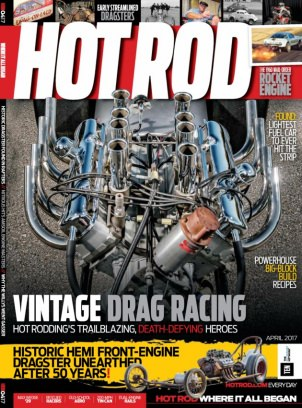 Hot Rod Magazine
