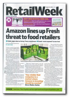 Retail Week Magazine