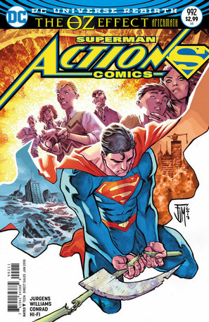 Action Comics (DC Comic)