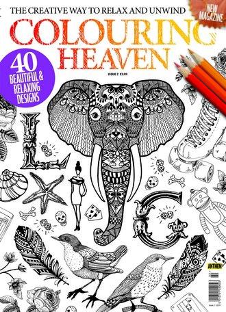 Colouring Heaven Magazine