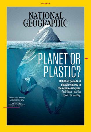 National Geographic (UK) Magazine