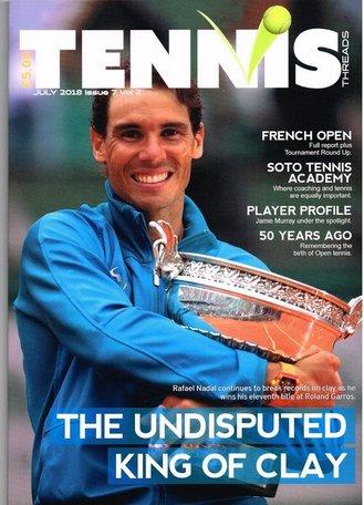 Tennis Threads Magazine