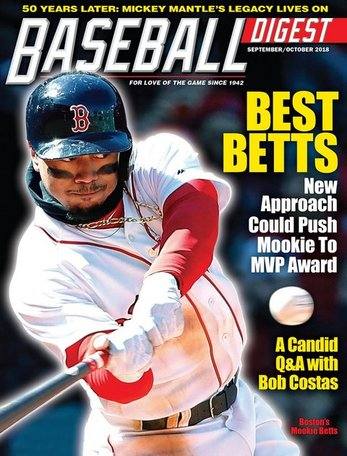 Baseball Digest Magazine