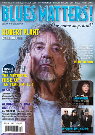 Blues Matters Magazine