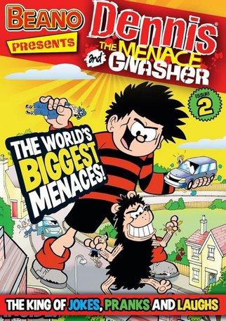 Dennis & Gnasher Magazine