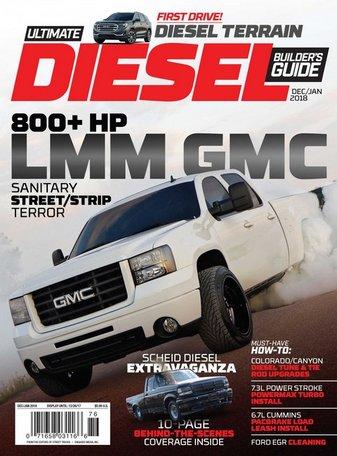 Ultimate Diesel Builders Magazine