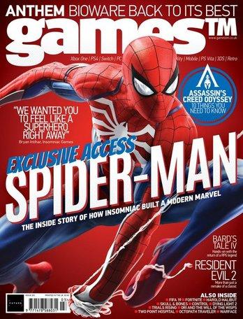 Games TM Magazine