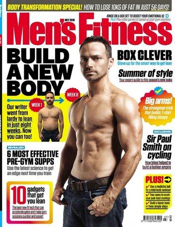 Men's Fitness (UK) Magazine