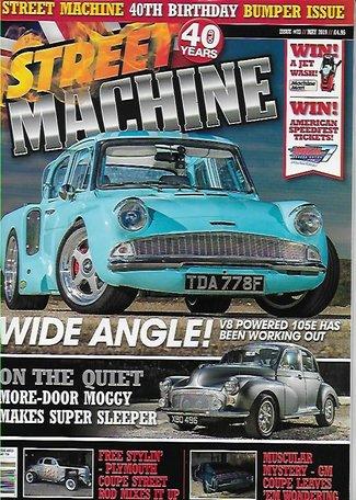 Street Machine (UK Edition) Magazine