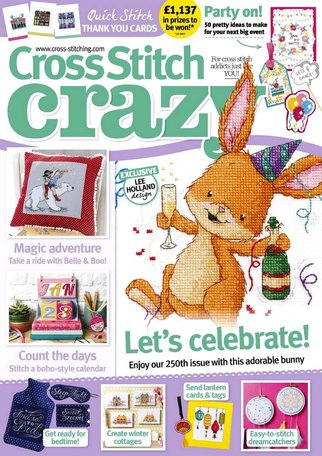 Cross Stitch Crazy Magazine