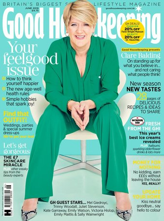Good Housekeeping (UK) Magazine