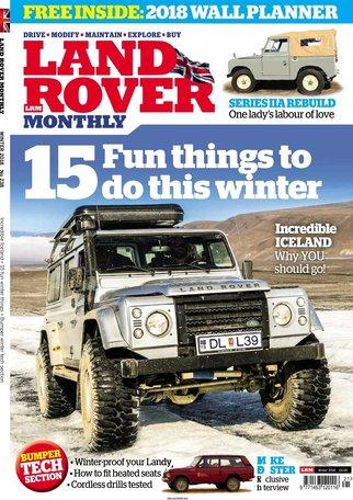 Land Rover Monthly Magazine