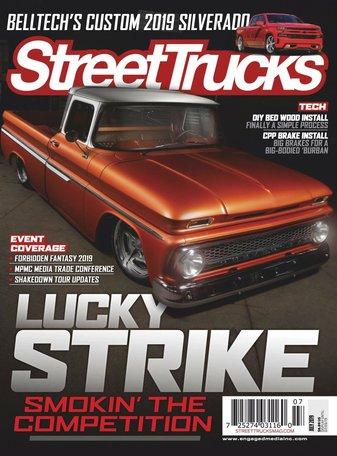 Street Trucks Magazine