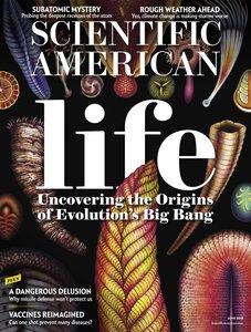 Scientific American Magazine - halfjaarabonnement