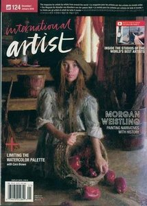 International Artist Magazine