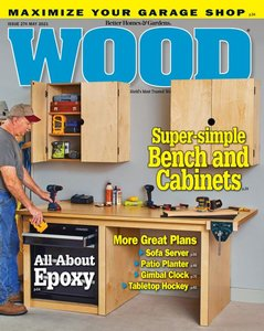 Wood (Better Homes & Gardens Presents) Magazine