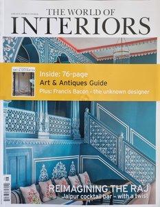 The World of Interiors - June 2016