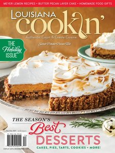 Louisiana Cookin' Magazine