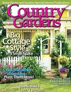 Bh G Country Gardens Magazine Abo Englische Zeitschriften